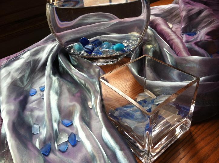 Picture of sea glass
