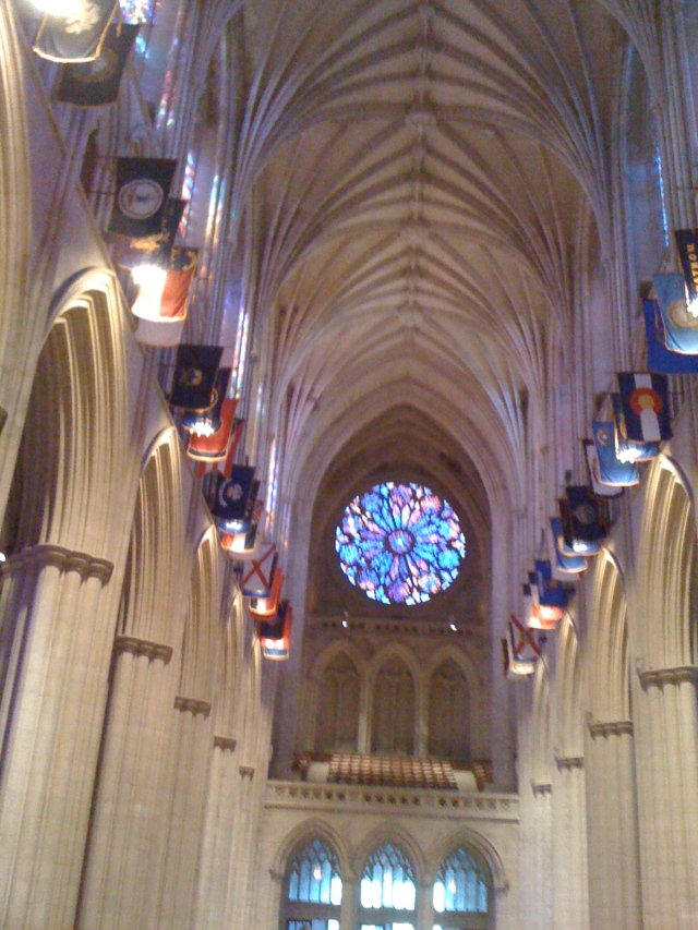The National Cathedral, Washington, DC