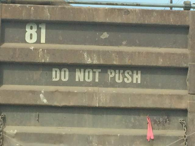 DO NOT PUSH (if you know what's good for you.)