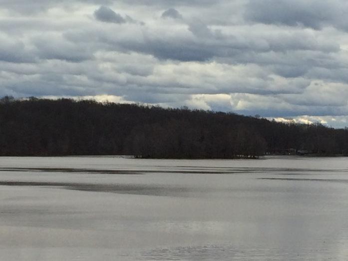 Lake Needwood. Photo credit: Rev. Deb Vaughn