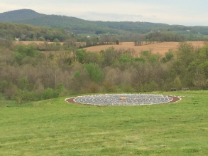 Labyrinth at Claggett Center, Buckeystown, MD