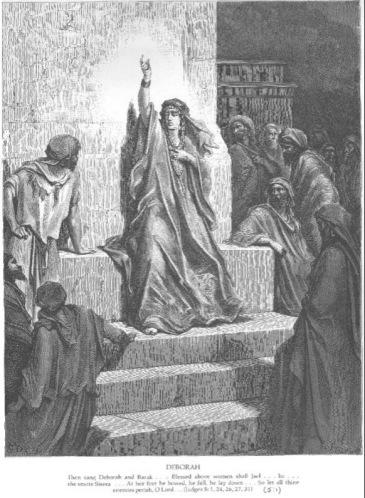 BibleArt-Deborah